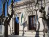 Nueva fachada del edificio recuperado del HCD.